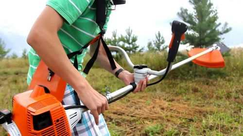 How To Start A Stihl Lawn Mower