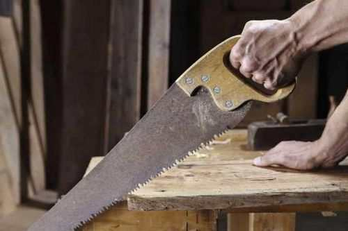 Sharpening Saws For Wood
