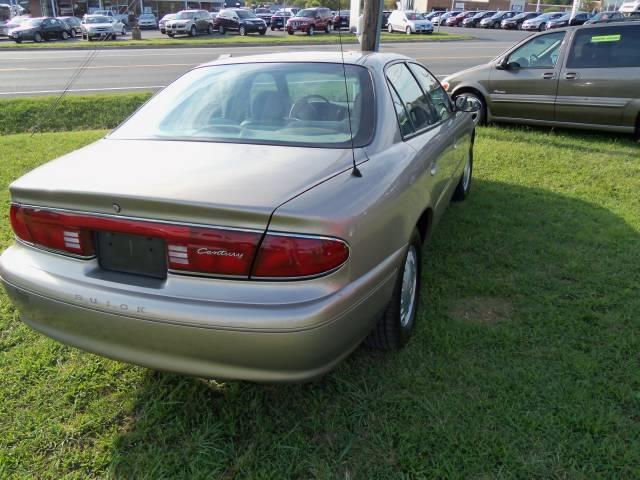 2003 Buick Lesabre Wiring Diagram