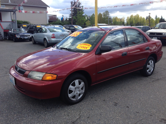 1998 Mazda Protege For Sale