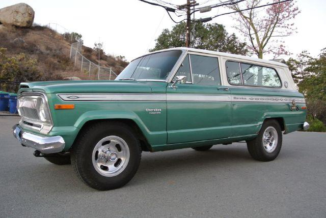 1976 Jeep Grand Cherokee