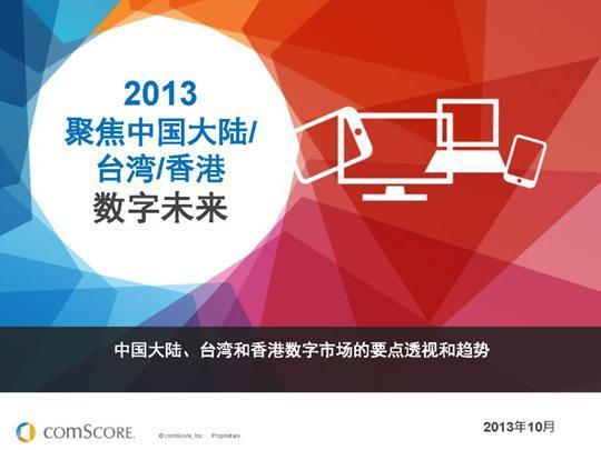 兩岸三地數位調查:大陸網民最年輕 臺灣每月上線時間最長 | Anue鉅亨 - 科技