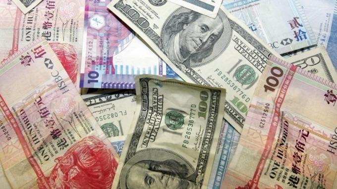港匯這樣救 Wind:把過剩的港幣換成美元 利差便消失   Anue鉅亨 - 外匯