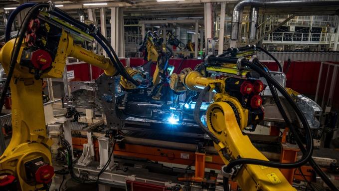 牛津經濟:2030年機器將取代近2000萬個製造業人力   Anue鉅亨 - 美股