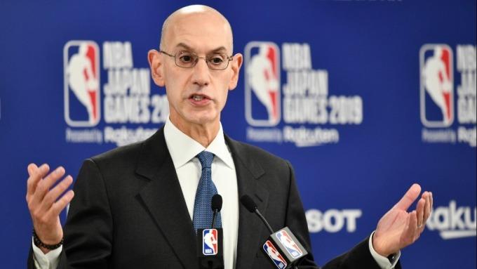 NBA總裁蕭華說中國危機帶來「重大」損失 不知未來何去何從   Anue鉅亨 - 國際政經