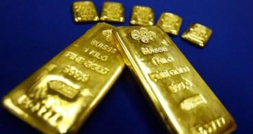 黃金期貨  強勁連2漲後稍作歇息 黃金下跌1.7%