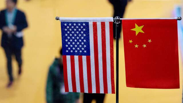 USTR公布301特別報告:臺灣未入列 中國仍在優先觀察名單 | Anue鉅亨 - 國際政經