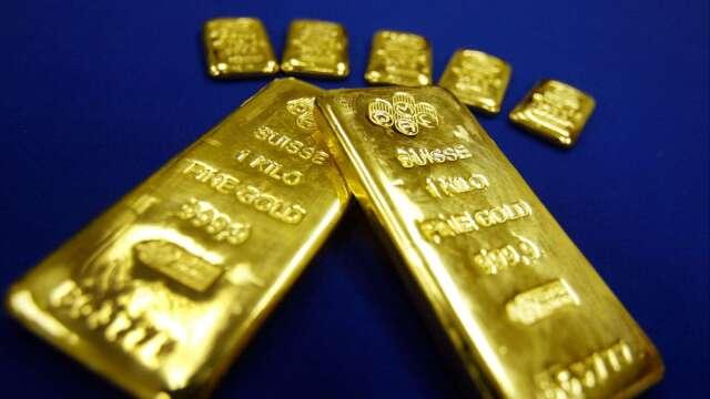 〈貴金屬盤後〉中美局勢緊張 持續提振黃金;白銀創9年來最大單月漲幅(圖片:AFP)