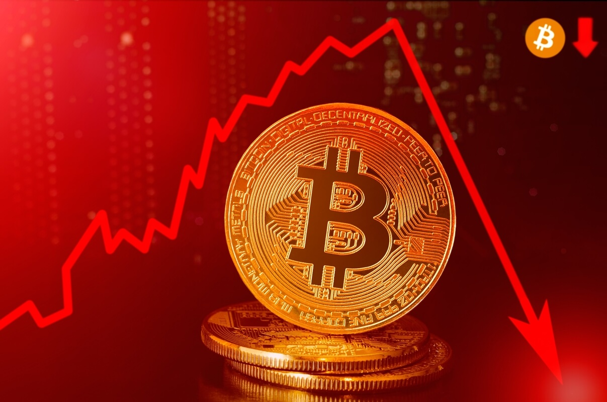 Photo of Bitcoin drops below $ 10,000, clears 24-hour earnings in minutes