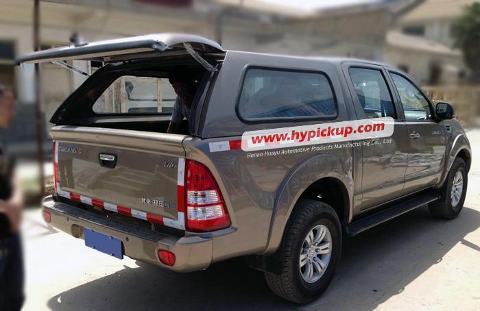 Foton Tunland Pickup Hardtop Canopy Exterior Accessories