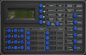 Intelligent Fire Alarm Control Panel Linkage Type CJMN300(324) 1 loop324 for sale – Fire Alarm