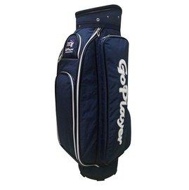 犧牲打廠商搬家大拍賣~夏林高爾夫球桿~高級POR款全套桿袋9吋高爾夫桿袋全天候型時尚布桿袋(深藍色)|個人 ...