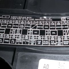 Car Radio Wiring Diagrams Msd 6m 2 Diagram Acura Tsx Fuse Box - Acurazine