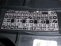 Acura TSX Fuse Box Diagram - Acurazine