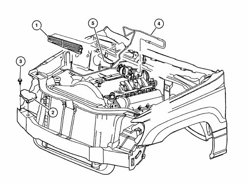 1999 Dodge Grand Caravan Brake Line Diagram