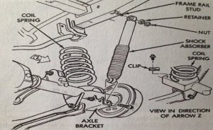 Jeep Grand Cherokee ZJ 1993 to 1998: How to Replace Rear