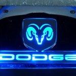 6 Illuminated Emblems That Will Make Your Ram A Beast At Night Dodgeforum