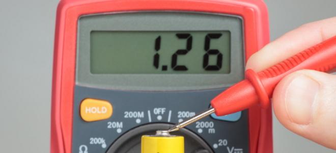 Car Battery Tester Measuringandtestcircuit Circuit Diagram