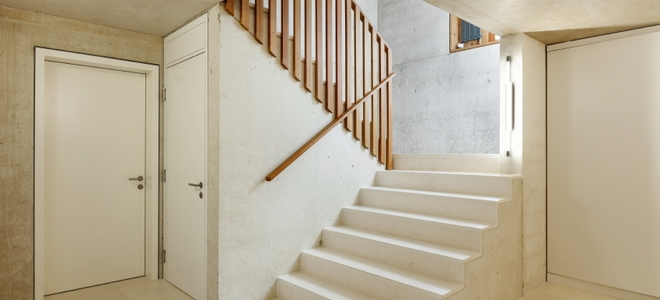 How To Install Outdoor Carpet On Concrete Stairs | Installing Carpet On Concrete Stairs
