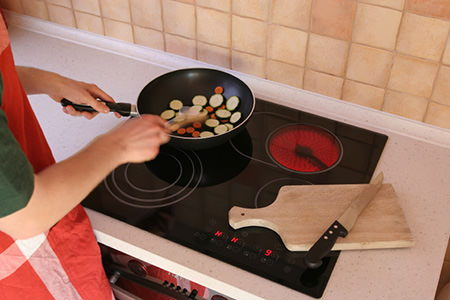 Induction and Glass Cooktop Stovetop Care and Repair