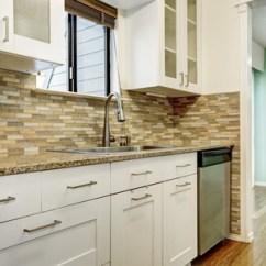 Easy To Do Kitchen Backsplash Carts Target Materials For Designs   Doityourself.com