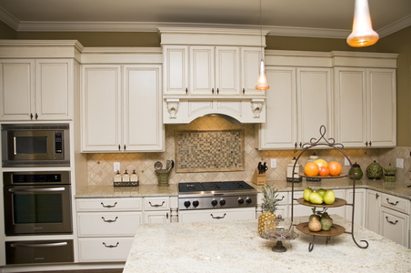 Resurfacing Cabinets by Trial and Error  DoItYourselfcom
