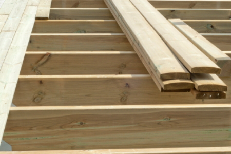 How to Build a Deck on a Slope  DoItYourselfcom