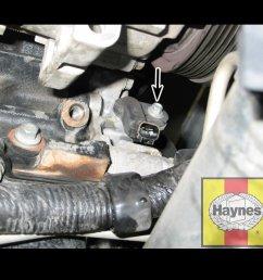 crankshaft position sensor mounting bolt ford f 150 [ 1600 x 900 Pixel ]