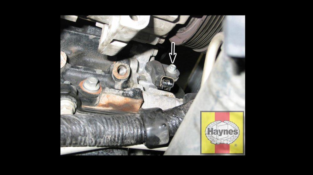 medium resolution of crankshaft position sensor mounting bolt ford f 150