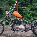 Custom 1985 Ironhead Is A Build Of Necessity Hdforums