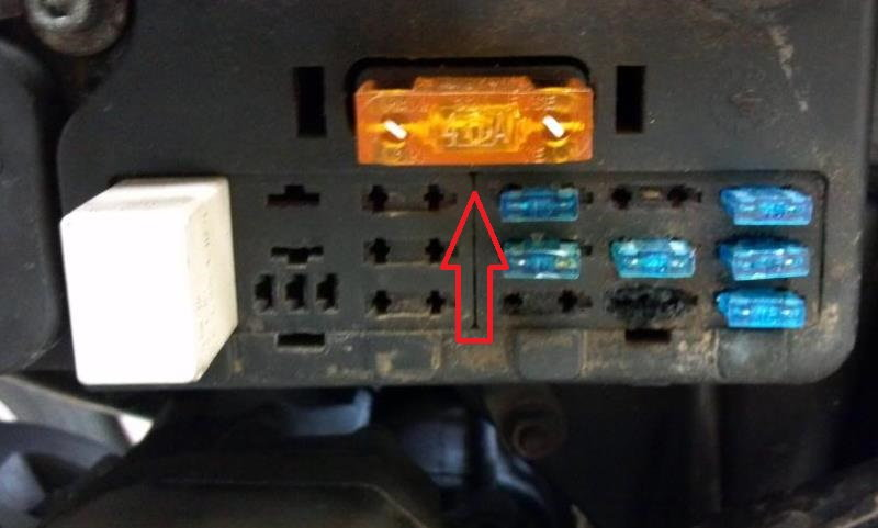 2006 Harley Road King Fuse Box Diagram