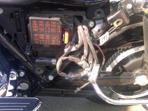 Harley Davidson Touring Fuse Box Diagram  Hdforums