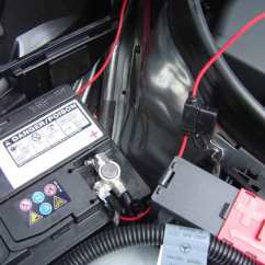 220 Plug Wiring Diagram 2006 Dodge Ram 2500 Radio Mercedes-benz C-class W204 How To Install Amplifier - Mbworld