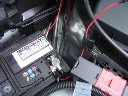small resolution of mercedes benz c class w204 how to install amplifier mbworld mercedes benz c class fuse box