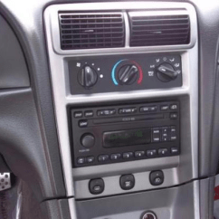 Ford Wiring Diagram Stereo Nissan Primera P12 Abs Mustang Gt 1996-2004 Factory Sound System Information - Mustangforums
