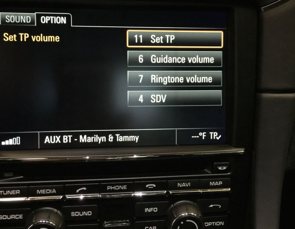 medium resolution of figure 1 tp setting can cause tuner to automatically switch stations