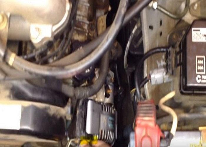 Toyota Alternator Wiring Diagram In Addition Toyota 4runner Wiring