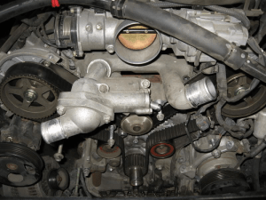 Toyota Tundra 2000Present How to Replace Timing Belt and Water Pump  Yotatech