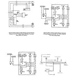 here are some wiring diagrams for you hopefully these help 1977 gm window controls [ 1020 x 1320 Pixel ]