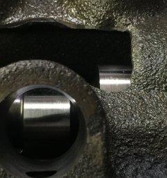 2 intake lifter bore [ 2000 x 1500 Pixel ]