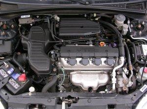Honda Civic Coupe 2002  Fuel Filter Location  HondaTech