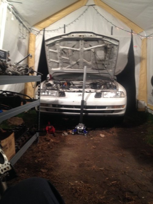 small resolution of 94 prelude si h23a1 to f22b1 to h22a swap honda tech honda forum engine out
