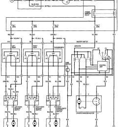 2001 honda civic power window wiring diagram [ 816 x 990 Pixel ]