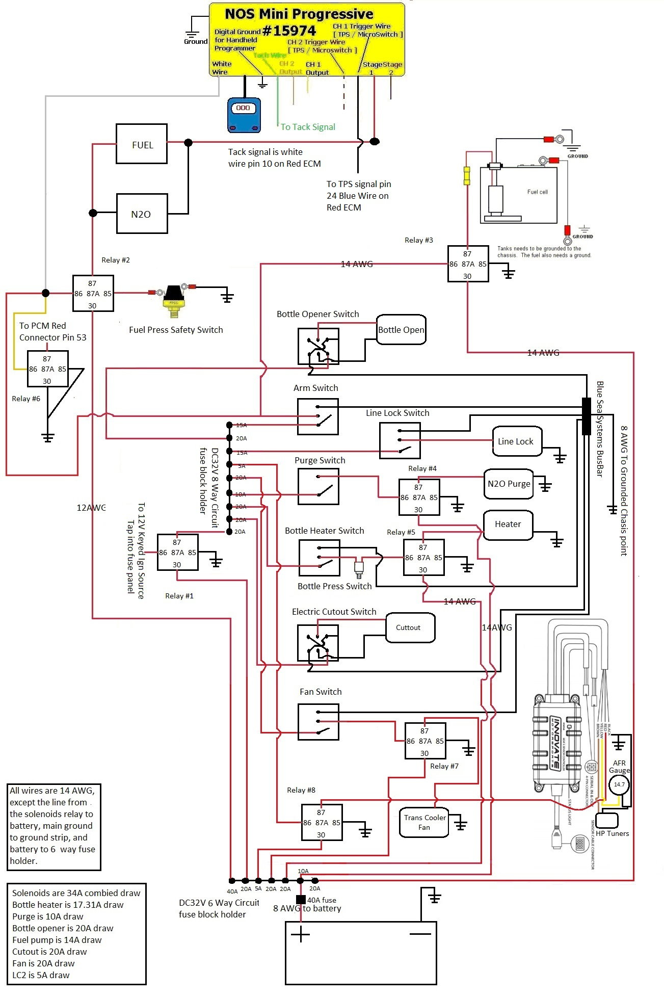 hight resolution of 2 stage nitrous wiring diagram schematic
