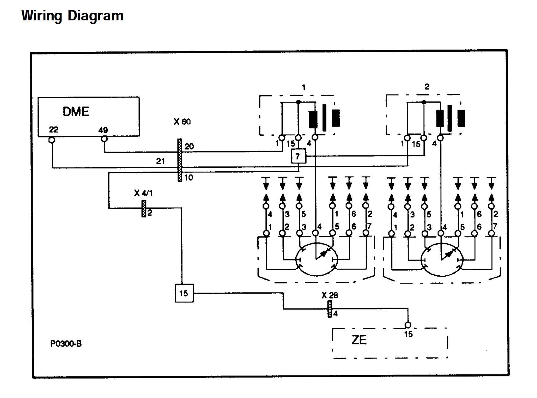 coil on plug wiring diagram porsche