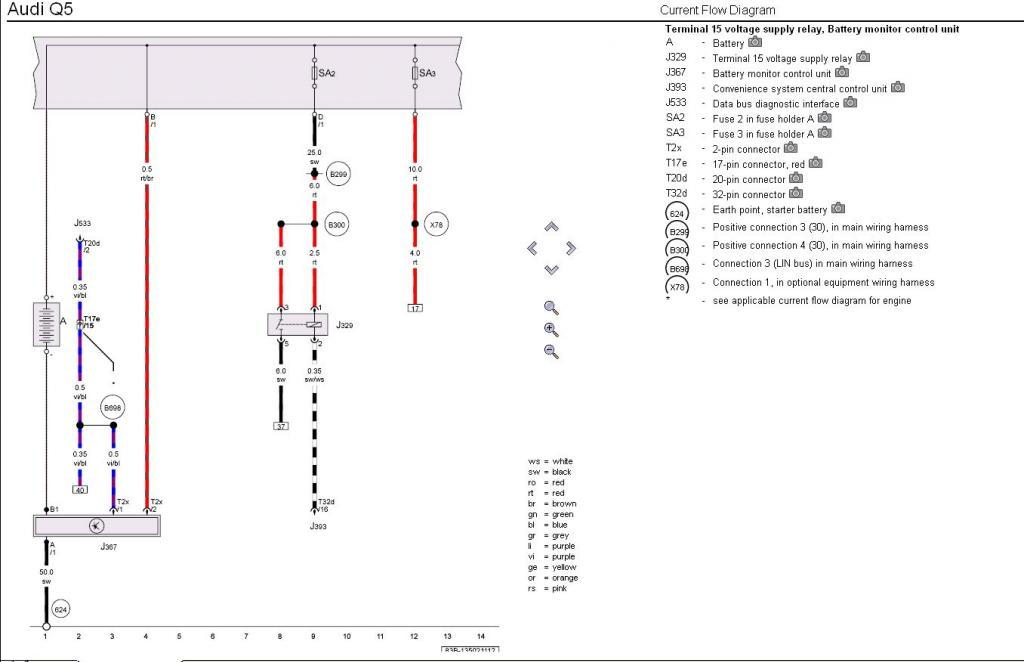 2009 audi q5 car audio wire schematic \u2013 electrical schematic diagrams  - 2009 audi q5