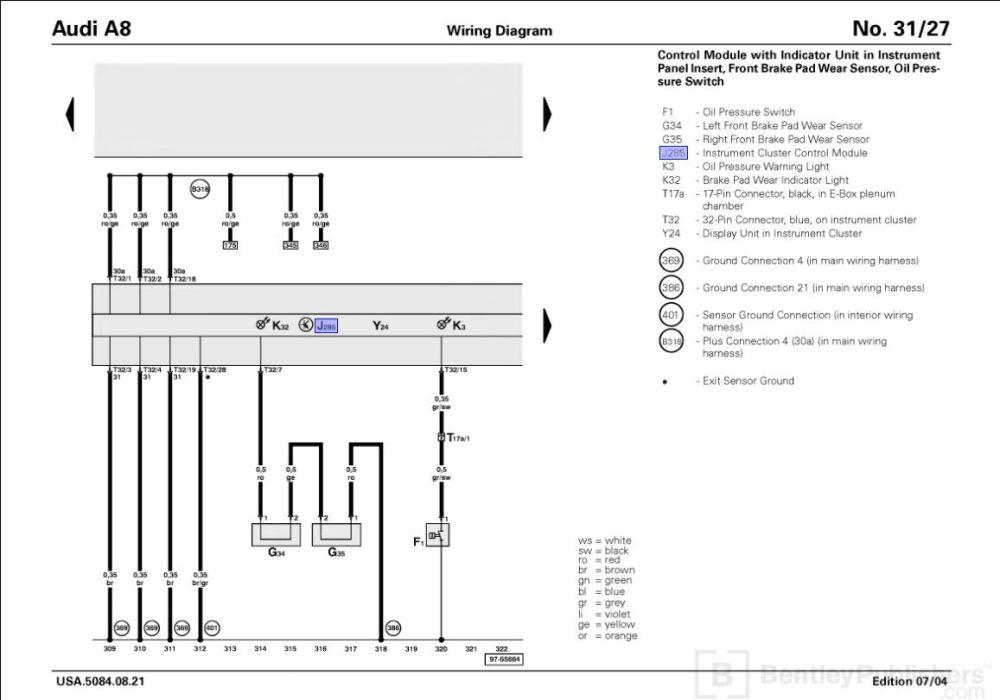 medium resolution of audi a5 fuse diagram