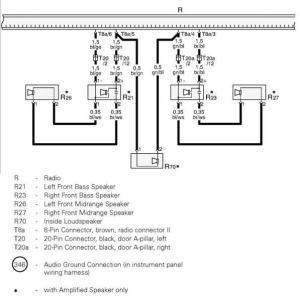 Audi b6 s4 wiring questions  Car Audio | DiyMobileAudio