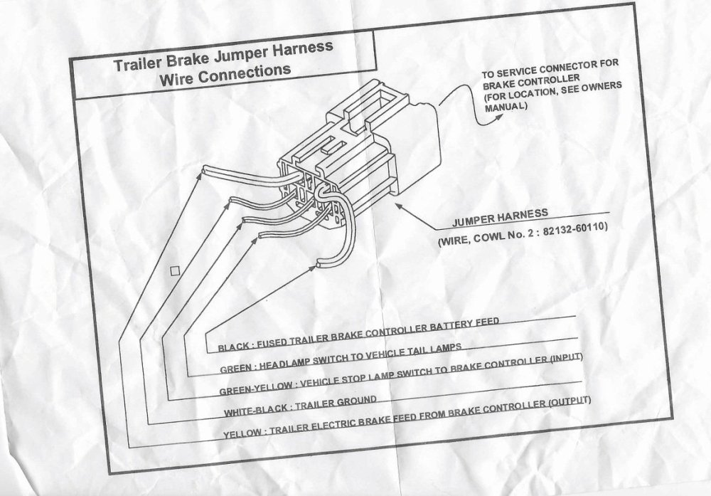 medium resolution of here is the harness connection diagram if yours didn t come with it