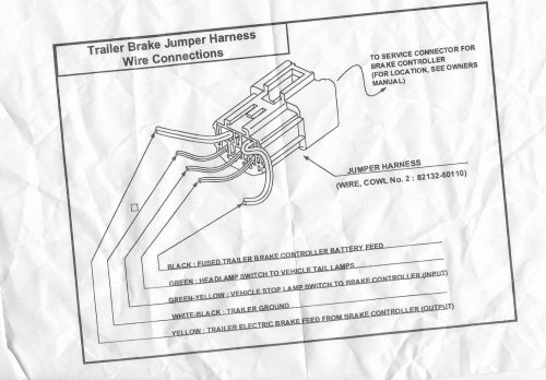small resolution of here is the harness connection diagram if yours didn t come with it